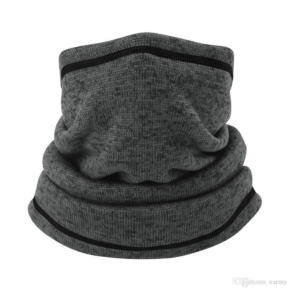 Professional Sale 2018 Multifunctional Mens Scarf Kerchief Winter Thermal Thicken Dustproof Windproof Balaclava Polar Bandana Headscarf Apparel Accessories