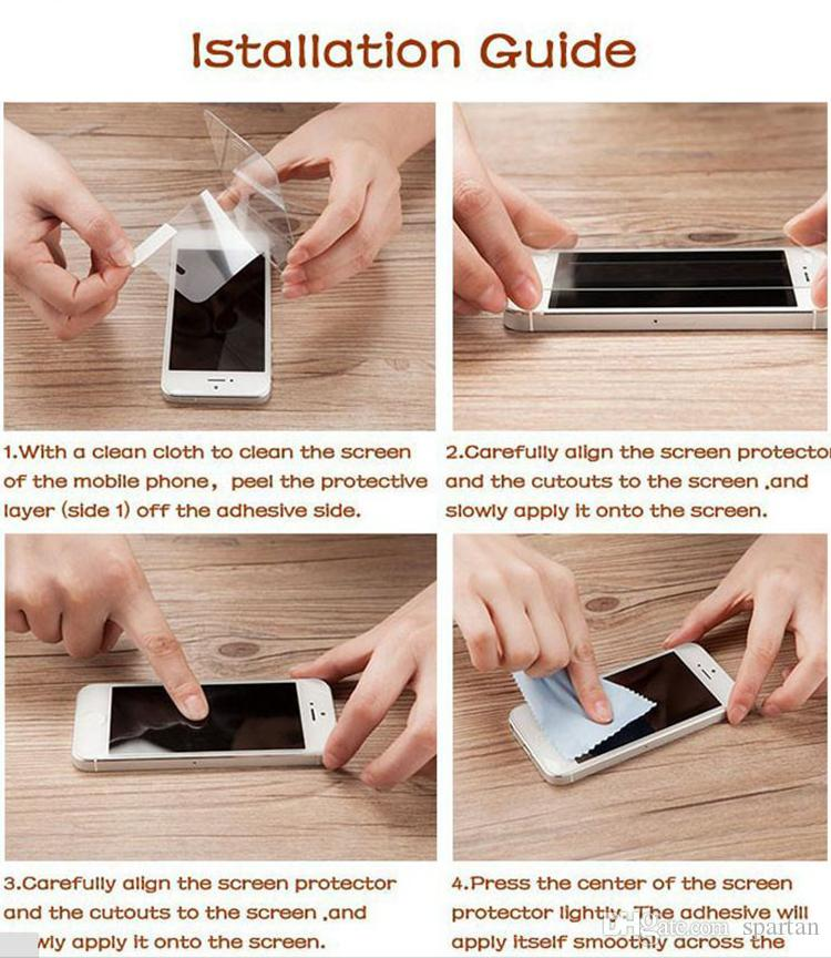 For Galaxy J4 j6 2018 J3 J7 Prime a8 a5 a7 2017 HTC 530 Tempered Glass Screen Protector film 9H 2.5D Explosion-proof