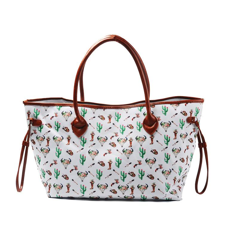 d24aa0f24bf9 Bullskull Canvas Tote Wholesale Blanks String Arrow Boots Handbag Cactus  Purse Available In Three Colors DOM106658 Handbag Brands Reusable Shopping  Bags ...