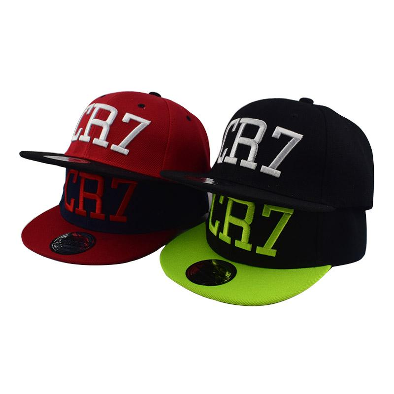 High Quality Kids CR7 Big Bone Embroidery Snapback Hat Children Messi  Baseball Cap Cotton Adjustable Football Caps Sports Hats Baby Cap  Embroidered Hats ... 6cb4fdf4aed