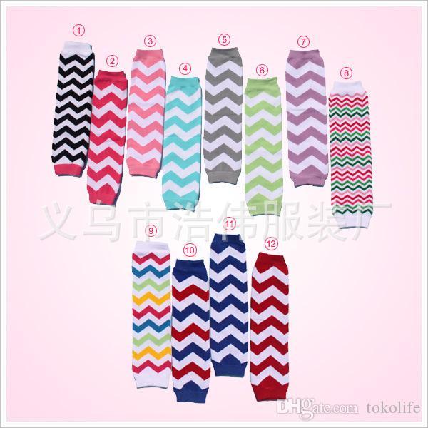 SALE .OPTION .Baby Chevron Leg Warmer Baby Leg Warmers infant colorful leg warmer child socks Legging Tights . /