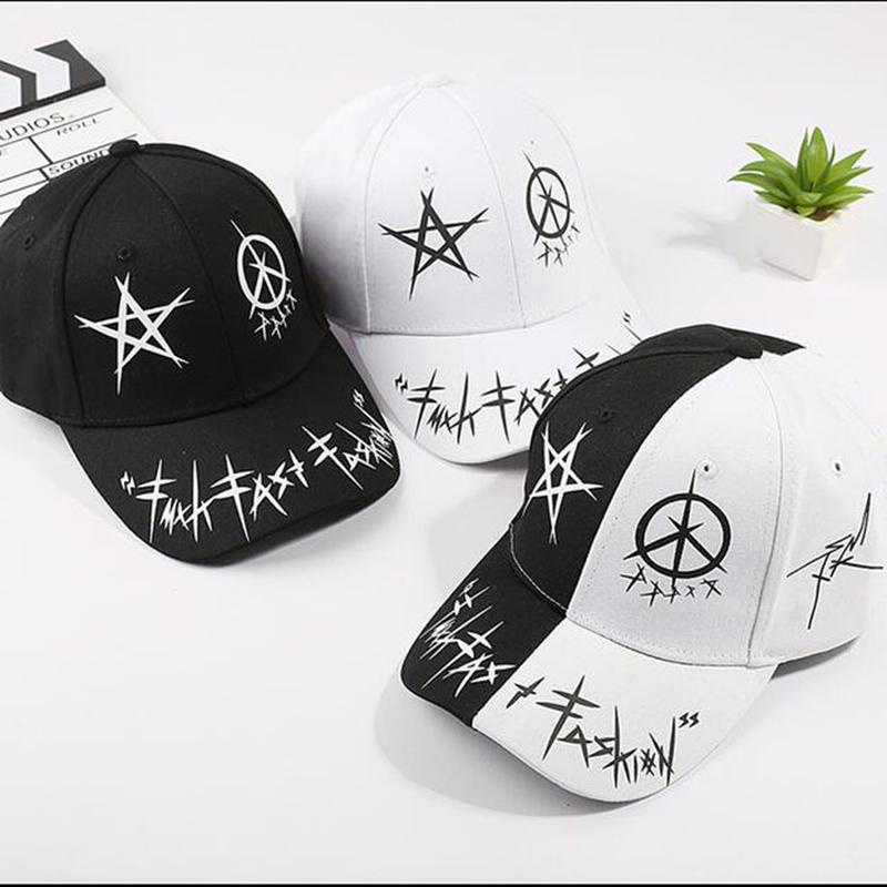 8102db31f18df Compre Corea Bts Jimin Bingbang Gorra De Béisbol Hip Hop Streetwear Rapper  Daft Punk Impresión De Graffiti Casual Ajustable Sombrero De Papá Sombrero  A ...