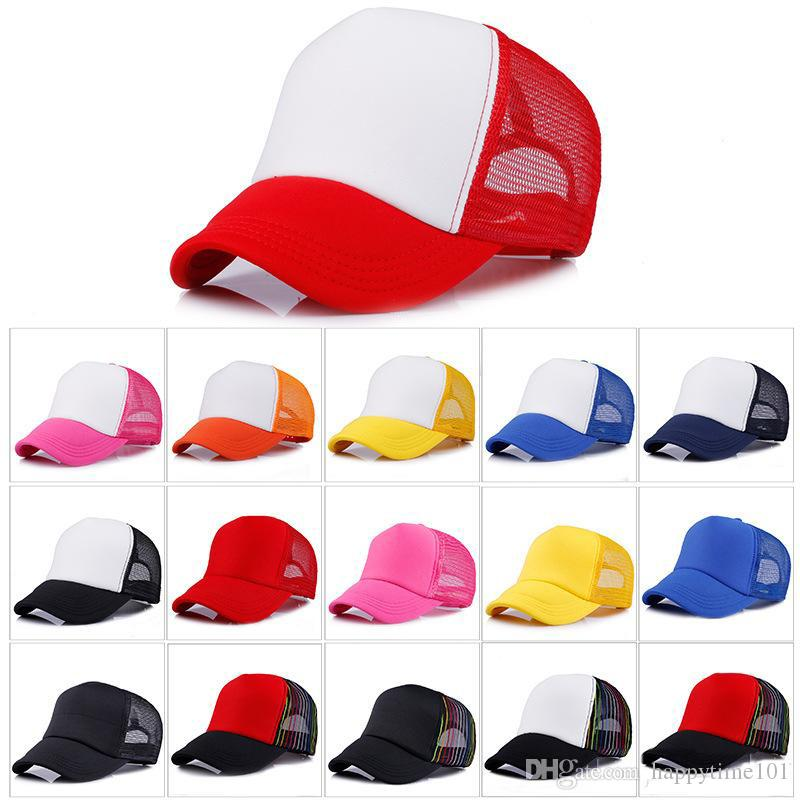 Bulk Adult Trucker Cap Adjustable Baseball Caps Hat Casquette Snapback  Designer Hats Dad Hat Fitted Hats Women Mens Hats Baseball Cap Unisex Hat  Online with ... 161ac7ee3005