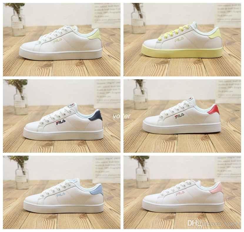 f9b008de3b9b 2018 New COURT DELUXE Women Designer Fashion Casual Shoes White ...