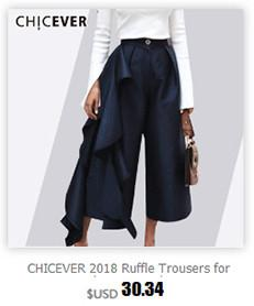 CHICEVER Pleated Ruffles Jumsuit For Women 2018 O Neck Sleeveless Loose Big Size Casual Wide Legs Jumpsuits Korean Fashion Tide
