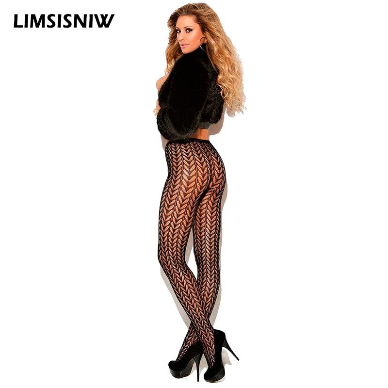844b8f0f1 LIMSISNIW Girl s Fashion Design Black Net Tights Young Lady s Wheat Leaves  Pattern Fishnet Pantihose in Black Good Elasticity