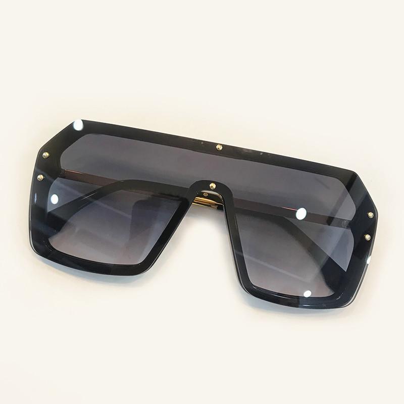 b928b98e58 High Quality Fashion Big Size Frame Square Sunglasses Vintage Polarize  Sunglasses UV400 Glasses Lens Shades For Women Mens Glasses For Men Mens  Eyeglasses ...
