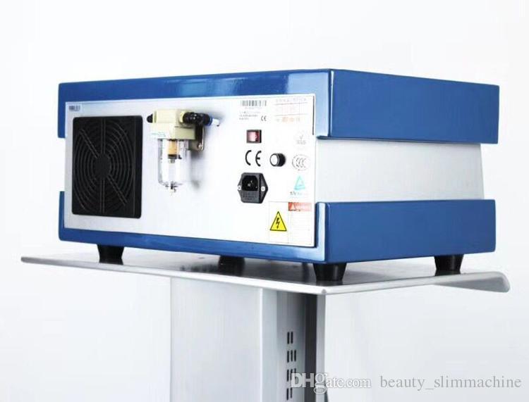2020 새로운 스타일의 충격파 통증 완화 치료 기계 / 충격파 치료 기계 / 음향 방사형 충격파 휴식 마사지 장비
