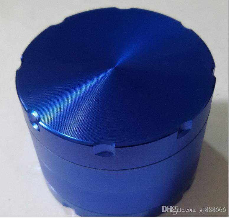 Amoladora de humo de aleación de aluminio Amoladora de humo de cuatro capas 63 mm
