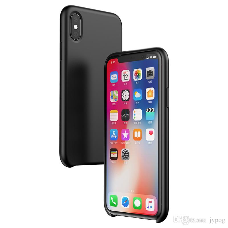Baseus For iPhone X Defender Case High Impact Havy Duty Hard Rugged Rabbe Original LSR Case for iPhone X