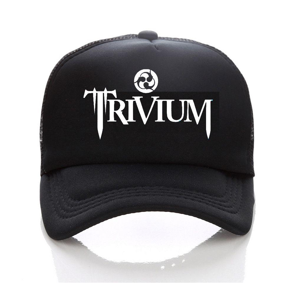 Acquista 2017 New Fashion Trivium Rock Music Cap Uomini Casual Brand Estate  Berretti Da Baseball Da Donna Cappello Trucker Hip Hop Cappello Cappello Il  ... 73b4e361613f