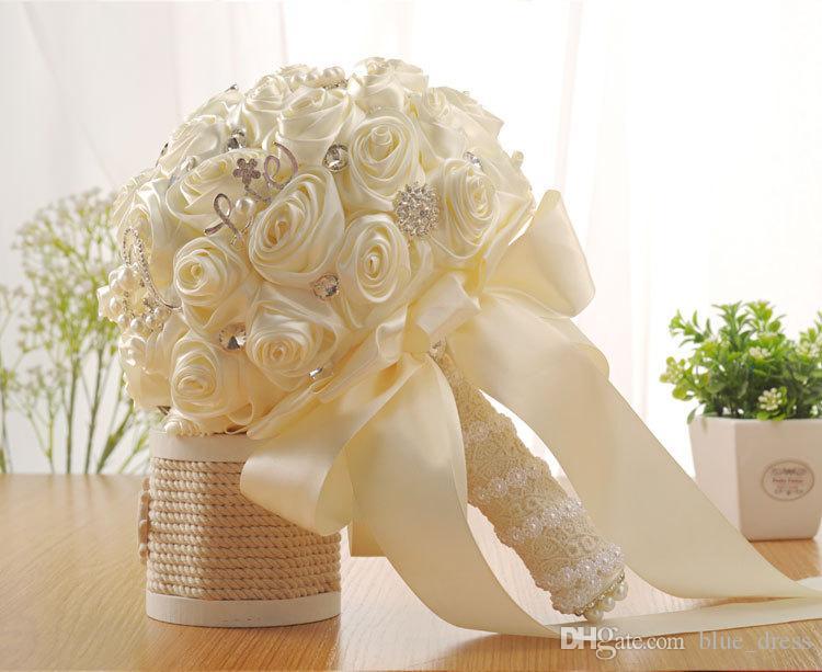 2018 Beautiful Wedding Bridal Bouquet Wedding Decoration