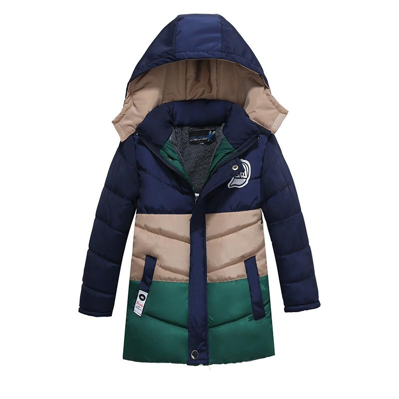 78d6a4a4751fe Winter Jacket For Boys Childrens Down Jacket Hooded Coatsparkas