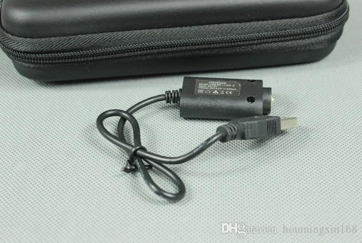 Elektronik duman çift destekleyen buharlı duman sigarayı bırakmak için elektronik duman