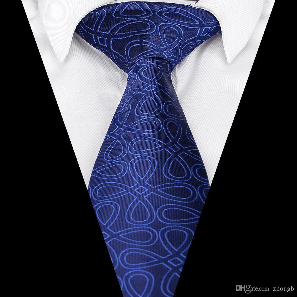 e79659a023fc Ikepeibao Men'S Ties OEM And ODM Popular Classic Blue Floral Jacquard Woven  Business Necktie Black Bow Tie High Neck Blouse From Zhougb, $6.02|  DHgate.Com