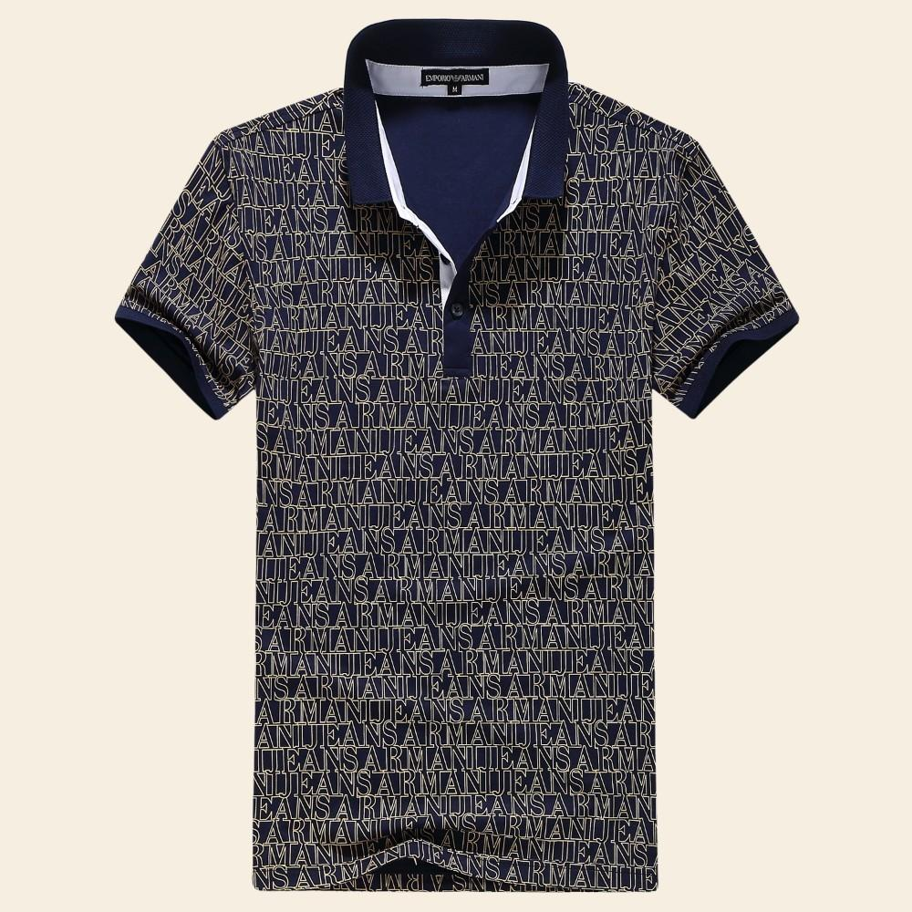 6b975cc3eb8b02 Mens Polo Shirts Print Designs Wear T Pattern The Line Figure Of Lace  Leisure Fashion Brand Men S T Sleeve Ridiculous T Shirt Best T Shirts Sites  From ...