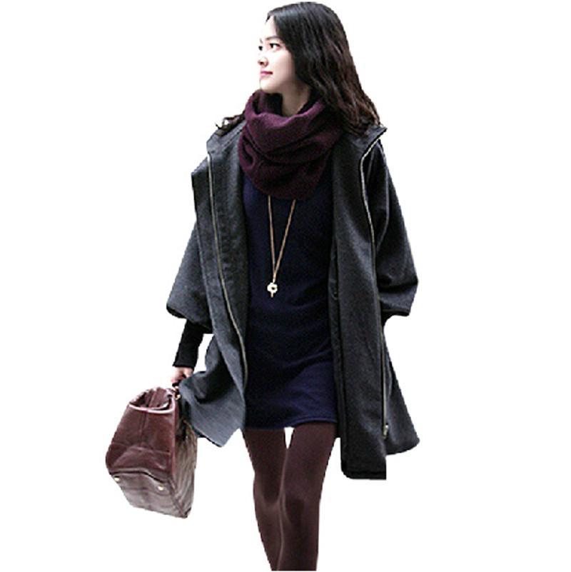 9248ae7e Plus Size 4XL 5XL Winter Woolen Coat Women Lace Up Adjustable Waist Manteau  Femme Long Coat Hooded Wool Maxi Coats Parkas C3238 Wool Maxi Coat Woolen  Coat ...