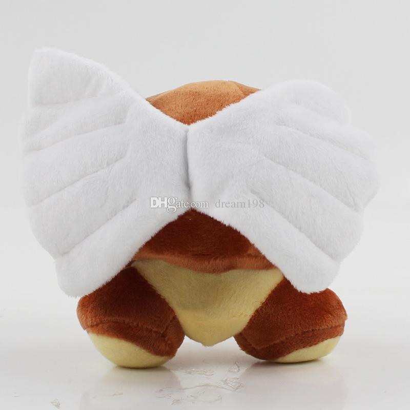 New 5 Style Super Mario Bros Goomba Soft Toy Plush Doll Collection & For Kids Holiday Best Gift  Size: 13-15cm