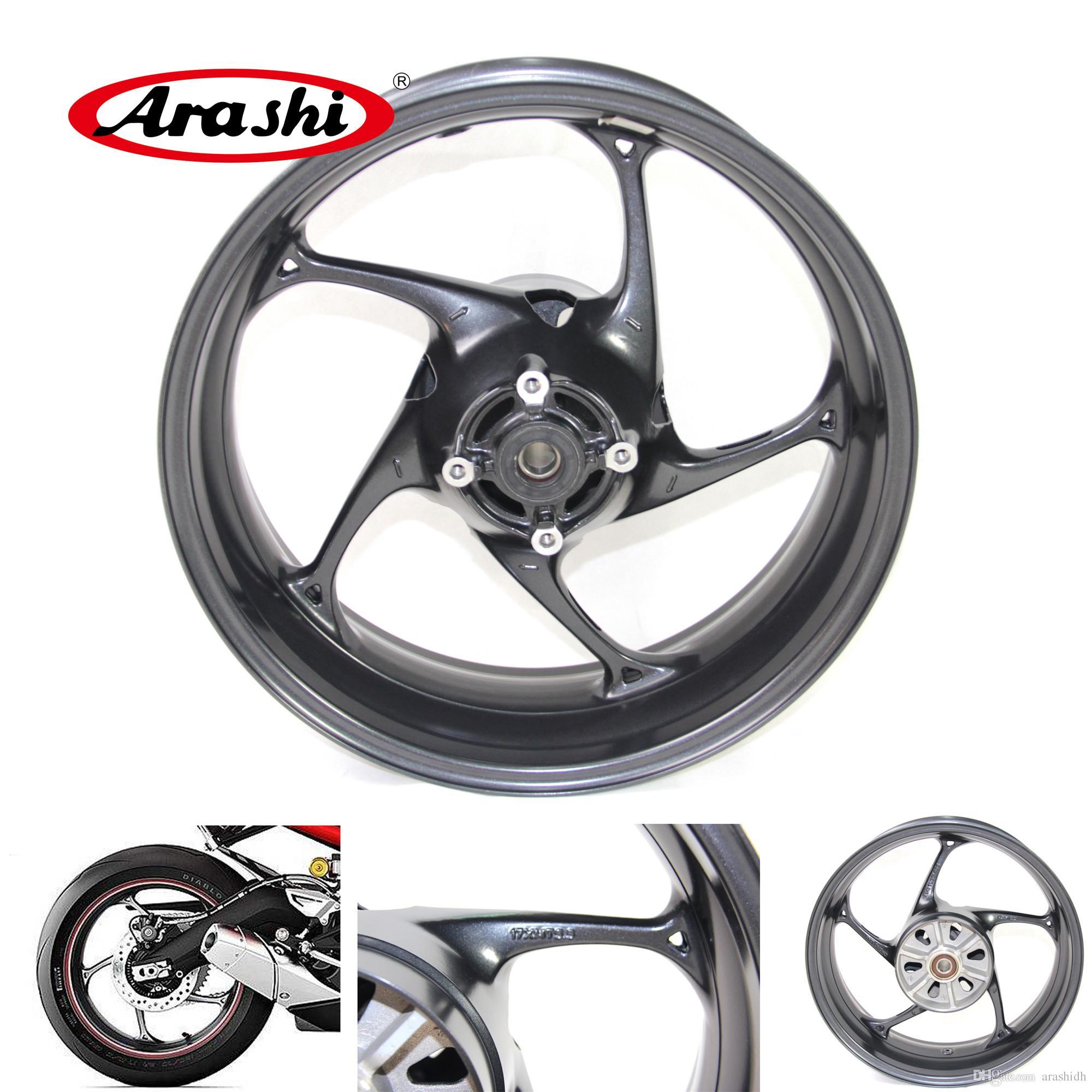 2019 Arashi Rear Wheel Rim For Triumph Daytona 675 R 2013 2014 2015