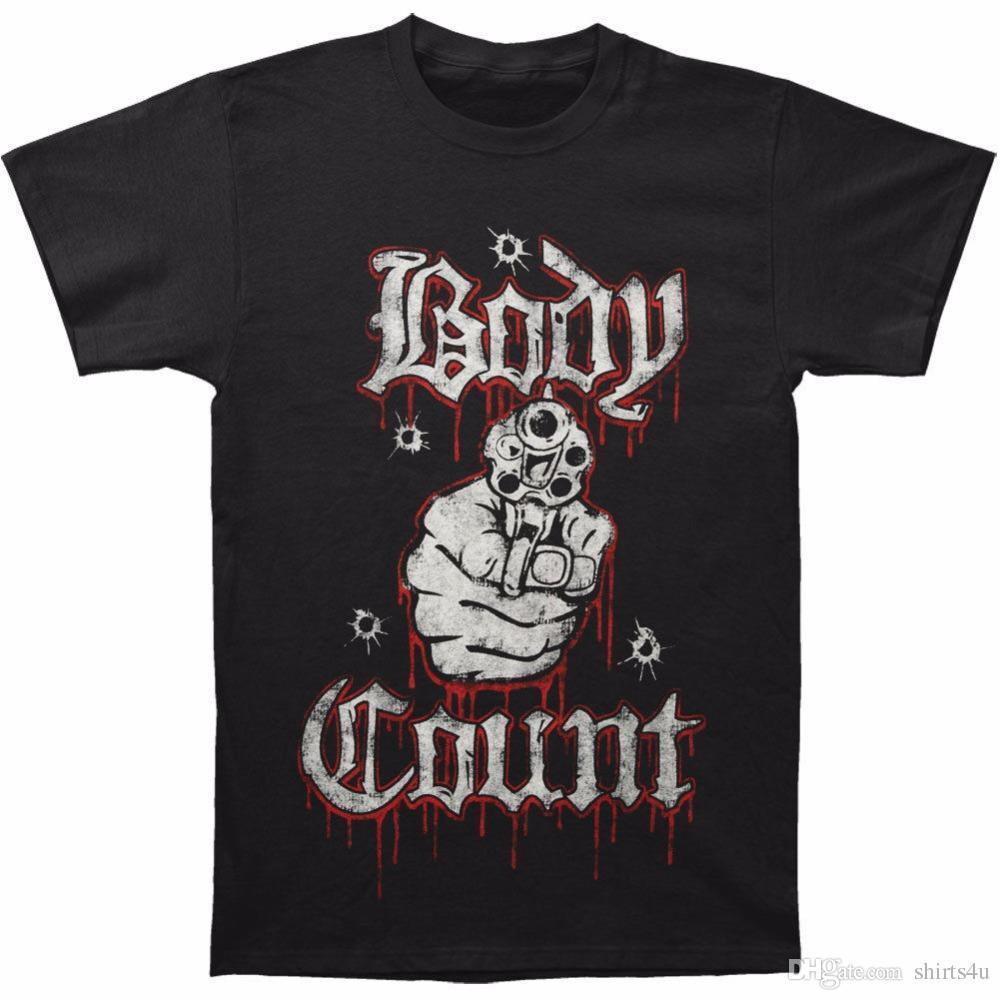 cheap graphic t shirts christmas o neck short sleeve mens body count mens talk sht get shot t shirt size s to 3xl shirt discounted t shirts tee shirt of