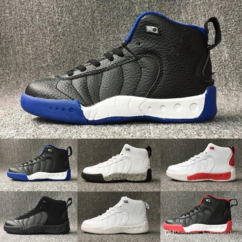 wholesale dealer ee9d0 231bc ... closeout großhandel nike air jordan 1 retro jungen mädchen 12 12s kinder  basketball schuhe kinder 12s