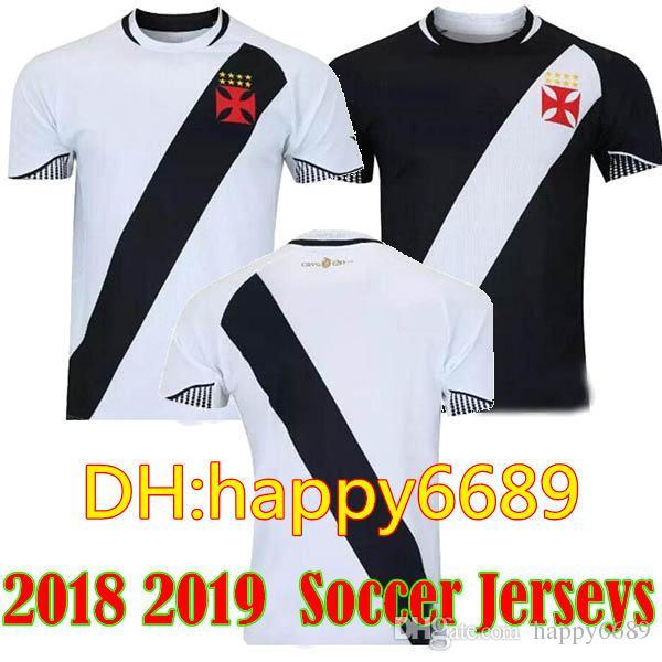 2018 2019 Jersey De Vasco Da Gama MAXI Y.PIKACHU A. RIOS PAULINHO Jerseys  De Fútbol De Alta Calidad 18 19 Da Gama Camisetas De Fútbol Sala De Local  Por ... 95a184a481f