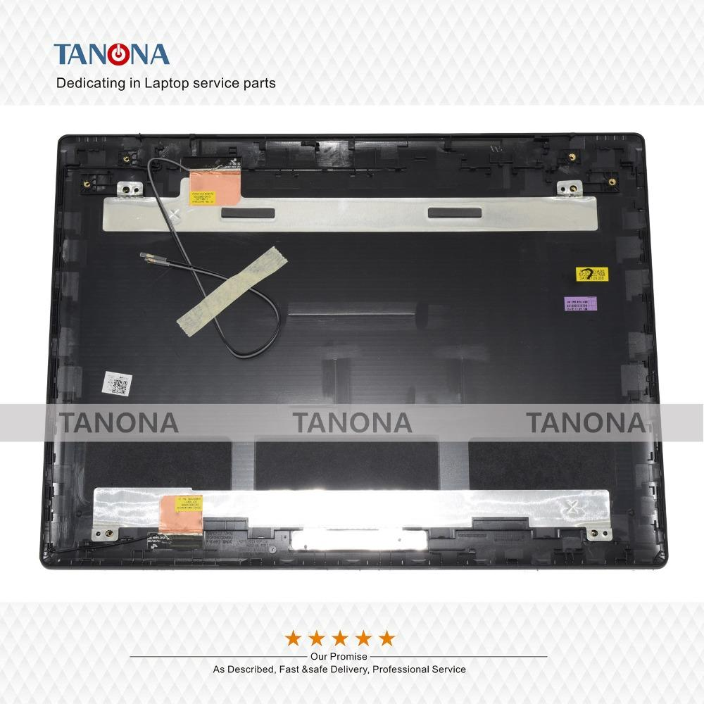 Original New For Lenovo Ideapad 320-14 141AP Laptop Top Lcd back cover Rear  Lid W/ Antenna Black AP13N000120