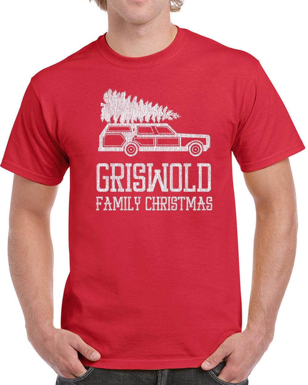 387 griswold family vacation mens t shirt station wagon christmas tree 90s movie t shrt fun t shirt from amesion 1145 dhgatecom
