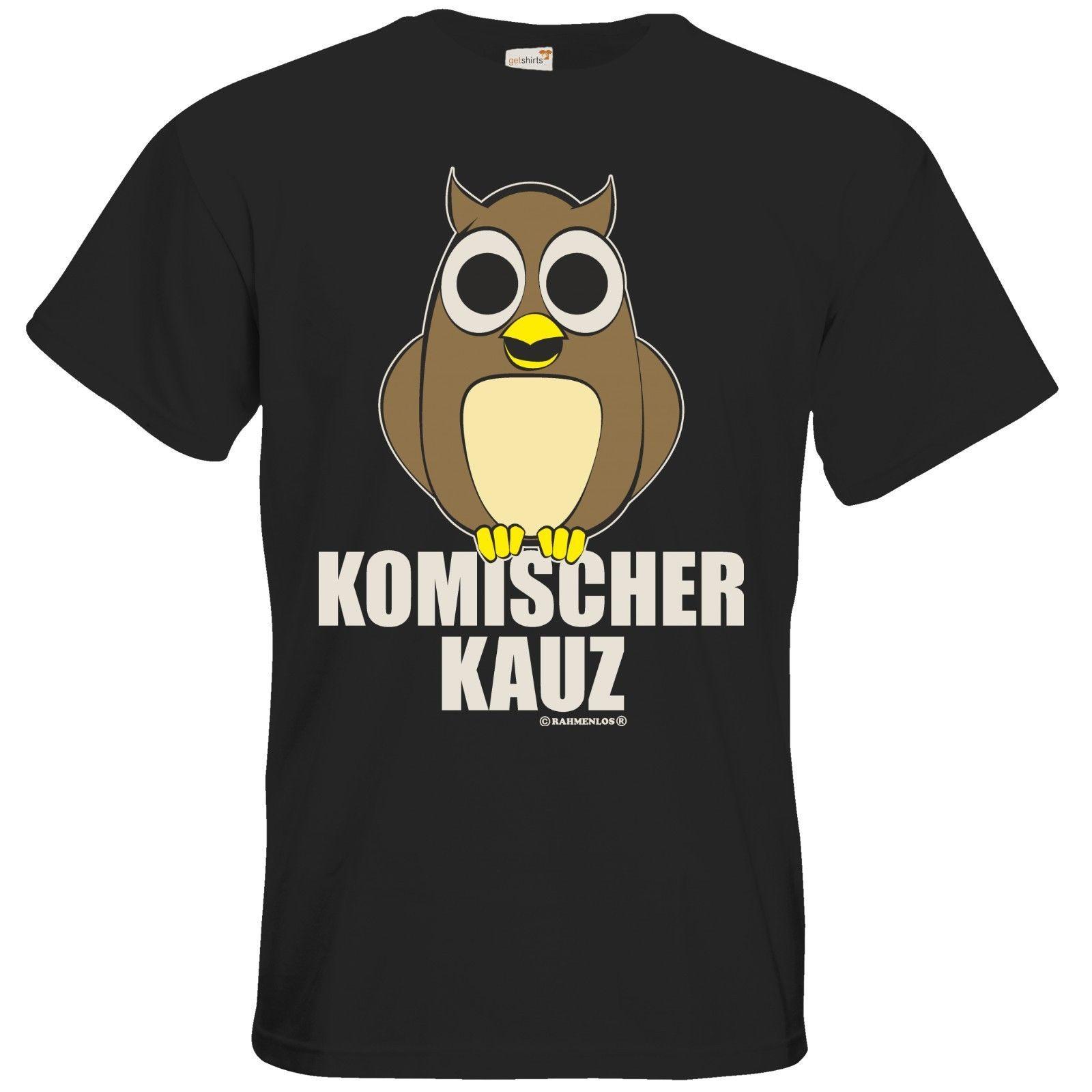 47fcc7d9e TShirt Fun Komischer Kauz Mens 2018 Fashion Brand T Shirt O-Neck 100%cotton  T-Shirt Tops Tee Custom Environmental Online with $12.99/Piece on ...
