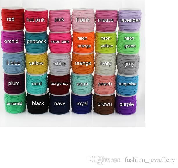 Schwarzweiss-Nylon elastischen Bändern Qualität elastischer Gürtel 1/8 dünne elastische 3mm Breite für Bekleidung Hosen nähen Zubehör DIY 200yards /