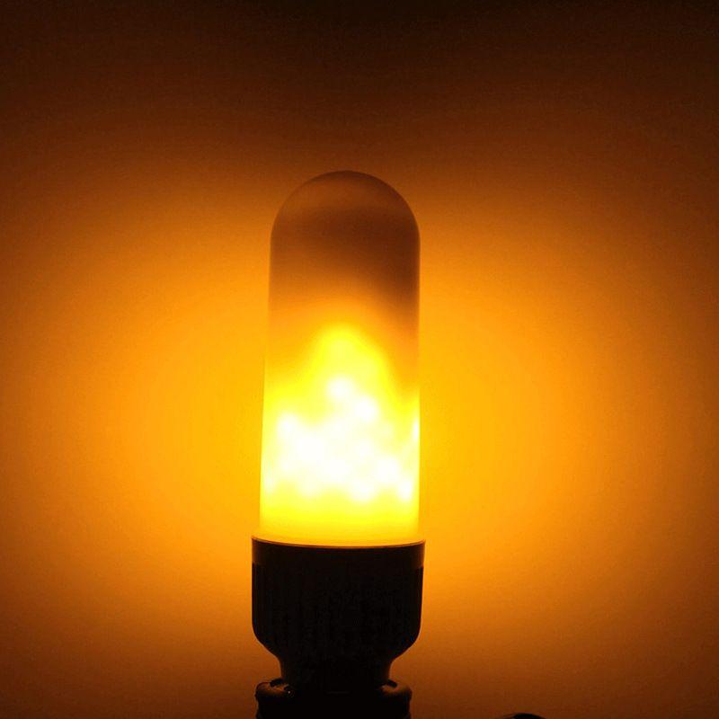 flameless lights bulbs flaming led light bulb flaming effect led bulbs flicker flame candle. Black Bedroom Furniture Sets. Home Design Ideas