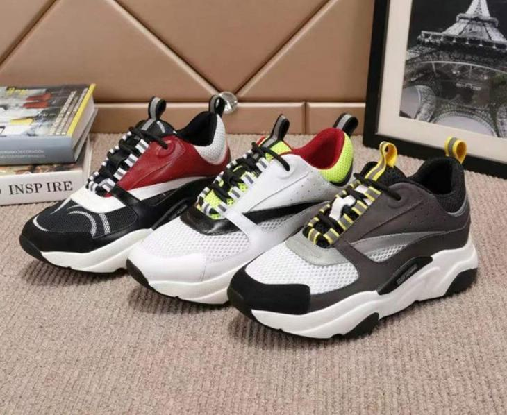 bb5c2b42e95 Casual Shoes Men Sneakers Breathable Sneakers Men Outdoor Male Slip ...