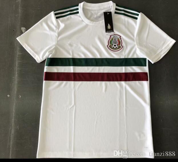 c959fec55e 2017 2018 Mexico Soccer Jersey Mexicano 10 Giovani Dos Santos Camiseta De  Futbol 14 CHICHARITO 14 HERNANDEZ 7 LAYUN 18 GUARDADO 19 PERALTA Moxige Por  ...