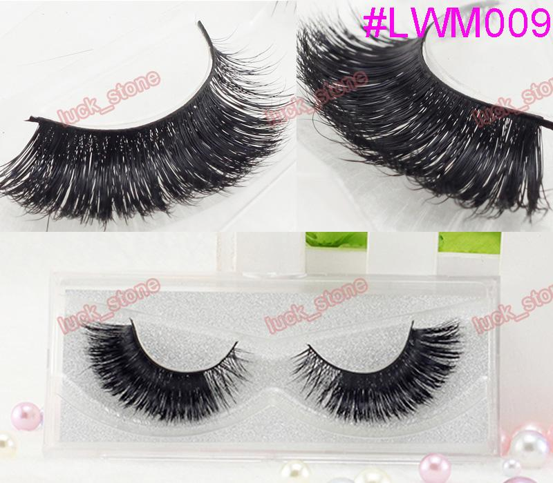 25 model super thick ,special Stage design 3D MINK hair false eyelashes in hard plastic case factory supply no logo
