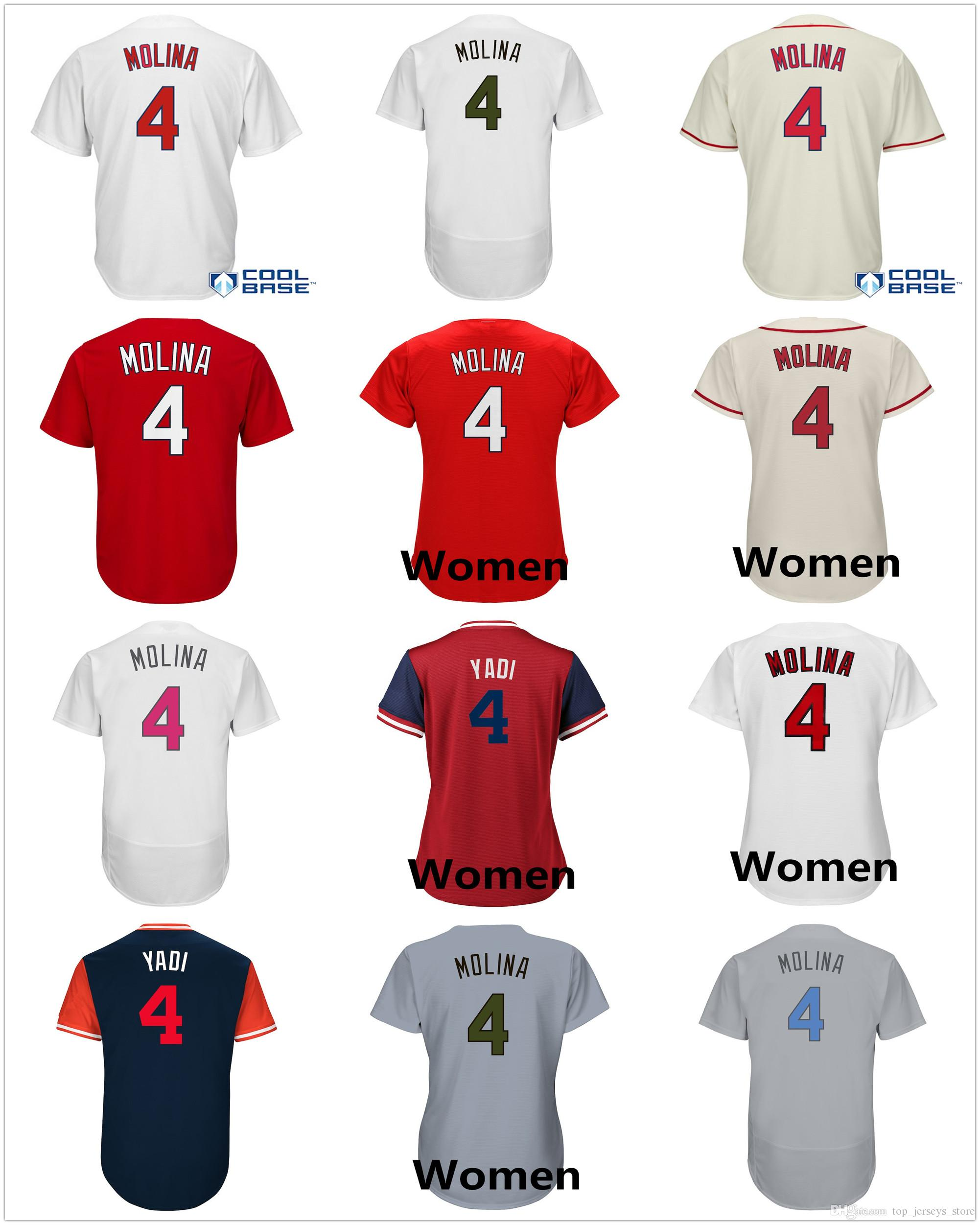 best website 50eb7 72774 coupon code for yadier molina jersey cheap 2f642 90f6b
