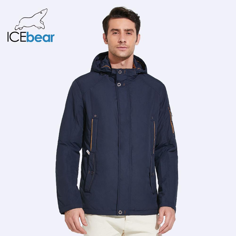 ICEbear 2018 Neue Große Größe hohe qualität winterjacke Männer Mode Jacken  Parka Frühling Casual Marke Frühling Warmen Mantel 17MC853D df128c03b5