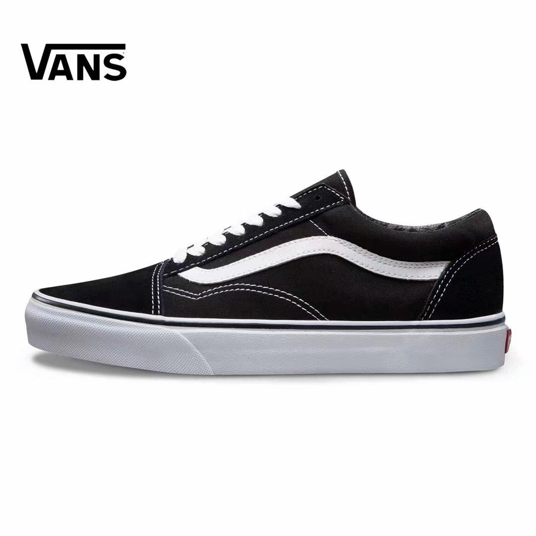 VANS Canvas shoes Unisex Shoes Fashion Walking shoes brand shoe for men and  women zapatillas sneakers 913a74def