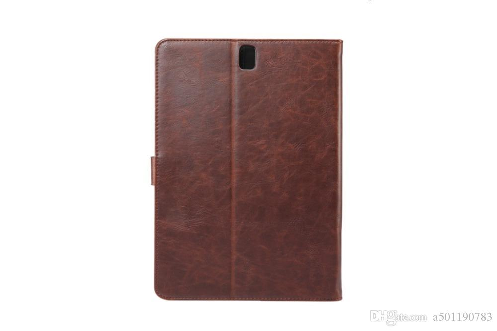 Ultra Slim Smart Stand Cover for Samsung Galaxy Tab S3 9.7 T820 T825 Tablet Case PU Leather Protective Shell+Stylus Pen+Film.