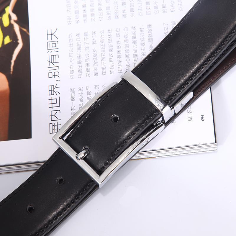 [LFMB] 2017 ceinture en cuir hommes designer ceintures hommes de haute qualité en cuir véritable bracelet en cuir boucle ardillon pour jeans cinturon hombre