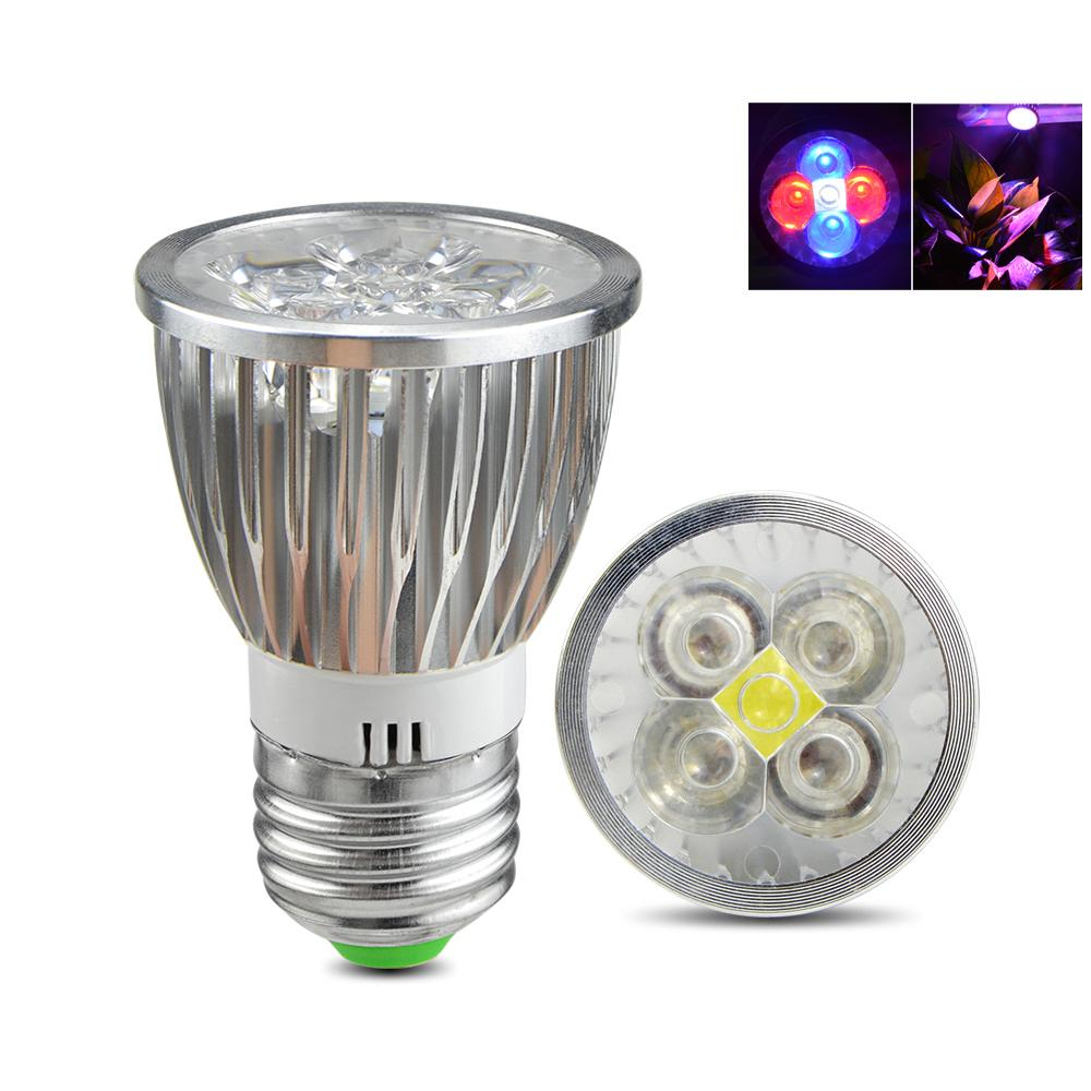 85 265v 110v 220v Full Spectrum Led Plant Grow Lamps E27 Led ...