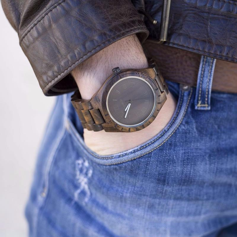 new Top Brand Uwood Men`s Wood Watches Men and Women Quartz Clock Fashion Casual Wooden Strap Wrist Watch Male Relogio
