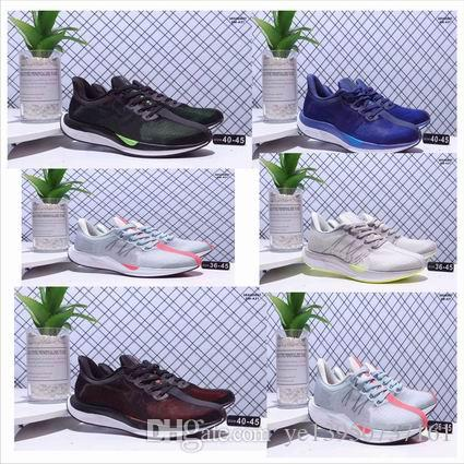 46ad0d2916be72 2018 New Zoom Pegasus Turbo Green Red Black White Casual Shoes Mesh ...