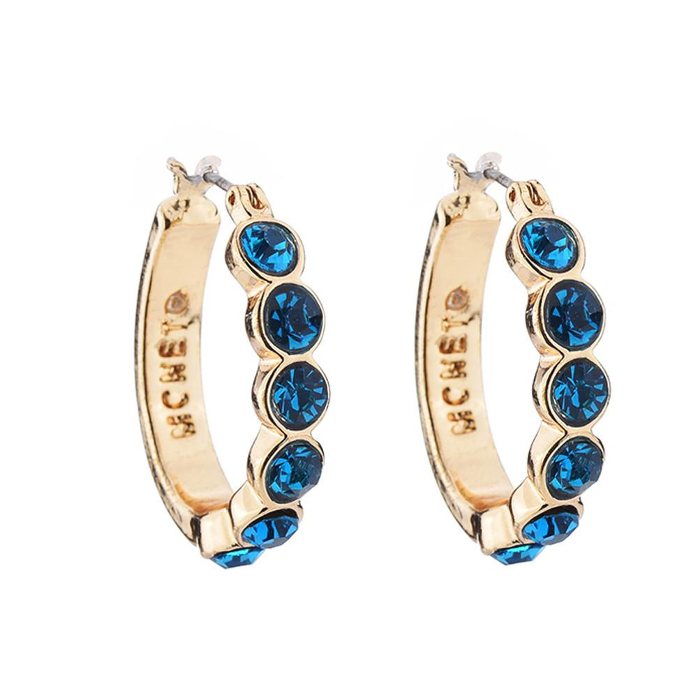 2019 Gold Color Huggies Earrings Small Round Crystal Rhinestone Hoop  Earrings Women s Hot Fashion Jewelry Gifts From Goodwatchgood 3f4018dc1b39