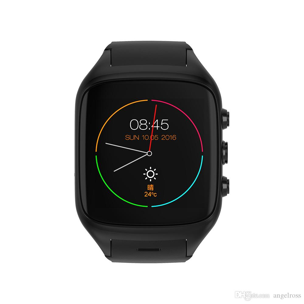 Smart watch mobile phone, GPS navigation, Android wifi watch, app download,  HD camera, heart rate sensor