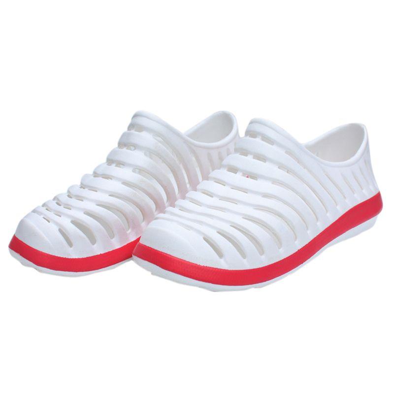 c180426b12e Acheter WENYUJH Unisexe Hommes Mode Sandales D été Mules Sabots Eva Léger  Beach Jardin Chaussures Homme Pantoufles Sabot Hommes Chaussures Pantoufle  De ...