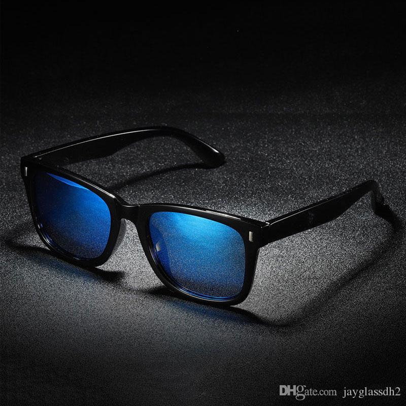 86db11181bac9 Compre Marca Designer Clássico Homens Polarizados Óculos De Sol Do  Motorista Do Carro Óculos De Proteção Anti Reflexo Polarizada Óculos  Polarizados Condução ...