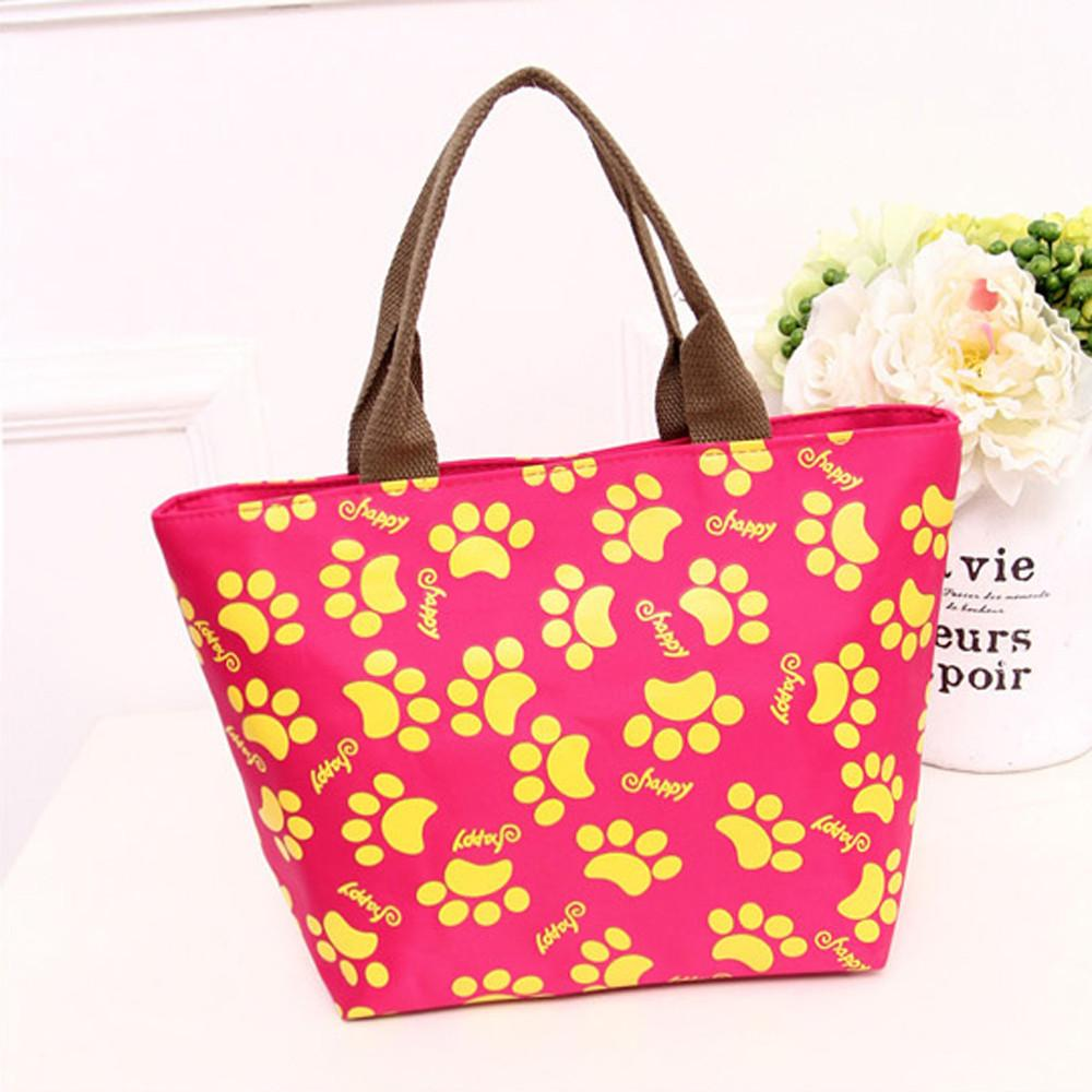 Xiniu Womens Lunch Bag Insulated Tote Picnic Lunch Cool Bag Cooler Handbag  Picknick Thermal Bento Box  240 Handbag Storage Best Handbags From Dryaet 01ac839ce