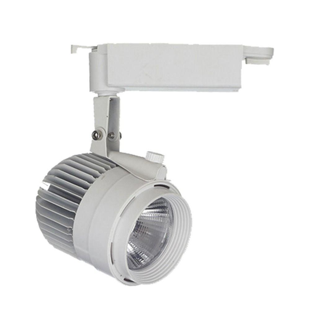 Led 18w Gratis Envío Track Con Lamp Spotlight ASc354RqjL