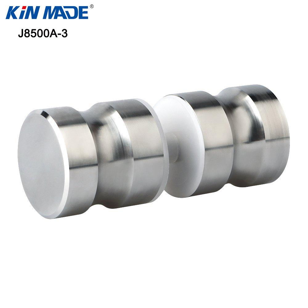 2018 Stainless Steel Shower Glass Door Knobs Modern Elegant Bathroom Round  Back To Back Shower Door Handle Pull From Topson1122, $35.18   Dhgate.Com