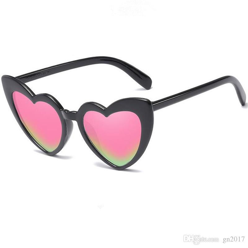 fd2994a4be786 Fashion Women   Men Personality Sunglasses Big Frame Sun Glasses ...